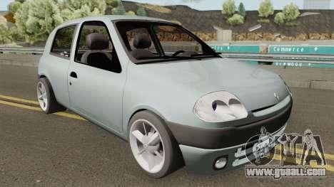 Renault Clio 2001 for GTA San Andreas