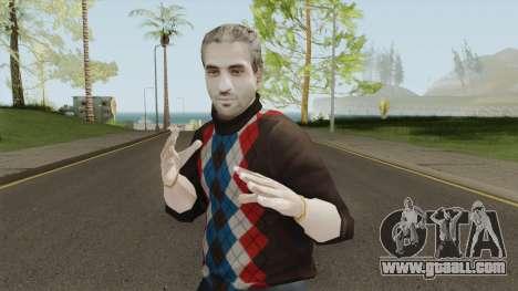 Mafia Skin from GTA IV v2 for GTA San Andreas