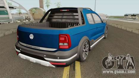 Volkswagen Saveiro Cross Pickup Low for GTA San Andreas