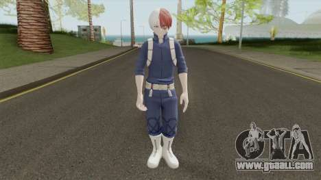 Shoto Todoroki for GTA San Andreas