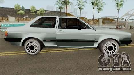Volkswagen Voyage Super 1.8 1986 for GTA San Andreas