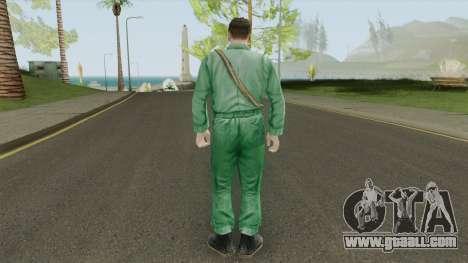 Leo Kasper (Manhunt 2) for GTA San Andreas