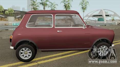 British Leyland Mini 1000 1977 Standart for GTA San Andreas
