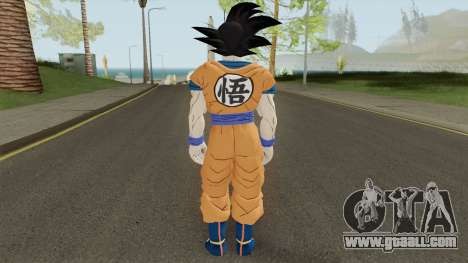 Goku V2 for GTA San Andreas