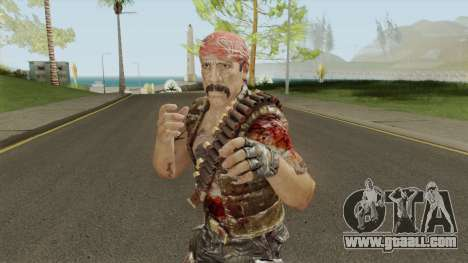 Danny Trejo for GTA San Andreas