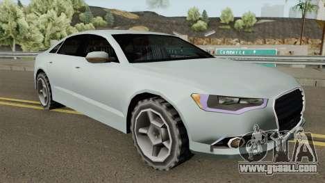 Audi A6 LQ V2 Tunable for GTA San Andreas