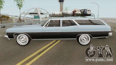 Chevrolet Chevelle SS Station Wagon 1970 for GTA San Andreas