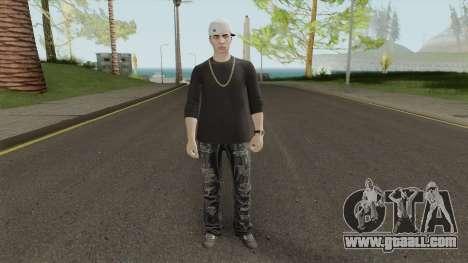 McDavo Style GTA Online for GTA San Andreas