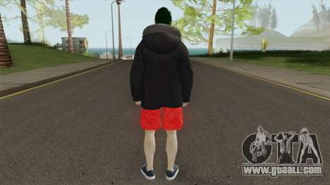 Skin Random for GTA San Andreas