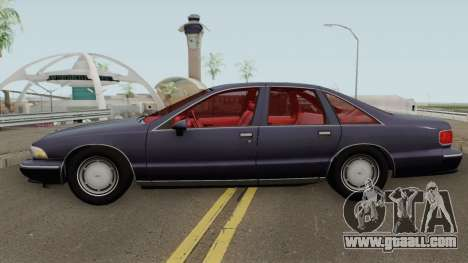 Chevrolet Caprice 1993 Civilian for GTA San Andreas
