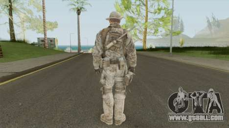 Skin 3 (Spec Ops: The Line - 33rd Infantry) for GTA San Andreas