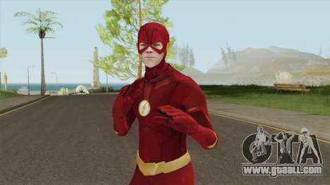 The Flash Season 5 Skin for GTA San Andreas