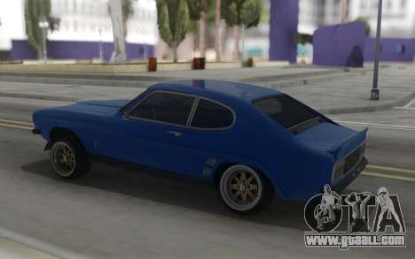 Ford Capri RS3100 for GTA San Andreas