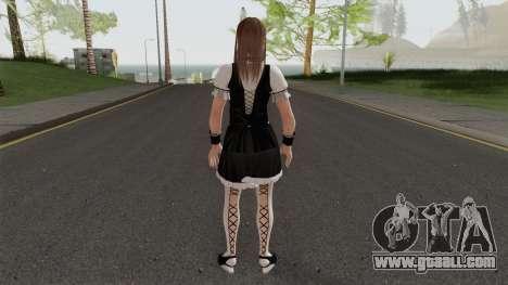 Hot Hitomi Maid for GTA San Andreas