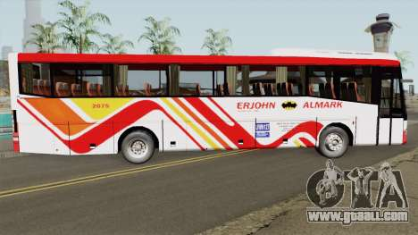 Philippine BUS Erjohn and Almark for GTA San Andreas