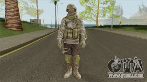 Explosive Medium (Spec Ops: The Line) for GTA San Andreas