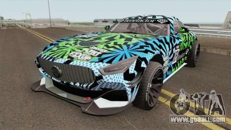 Benefactor Schlagen GT3 GTA V for GTA San Andreas