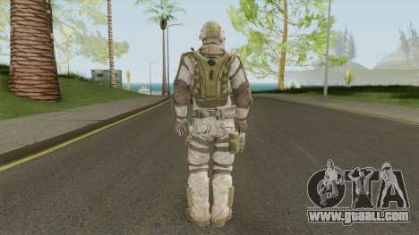 Medium Heavy (Spec Ops: The Line) for GTA San Andreas