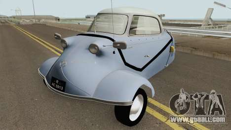 Messerschmitt KR200 for GTA San Andreas