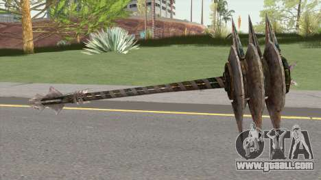 Grimlock Weapon for GTA San Andreas