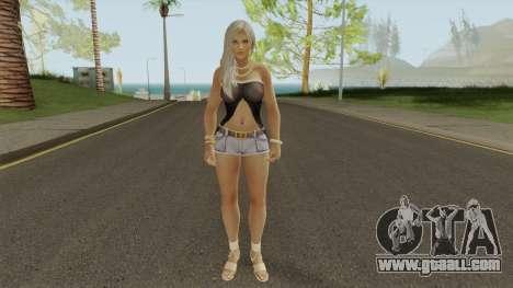 Lisa Hamilton Tanned for GTA San Andreas