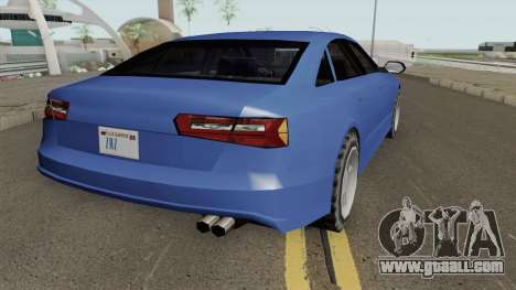 Audi A6 LQ for GTA San Andreas