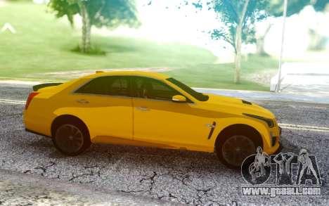 Cadillac CTS-V for GTA San Andreas