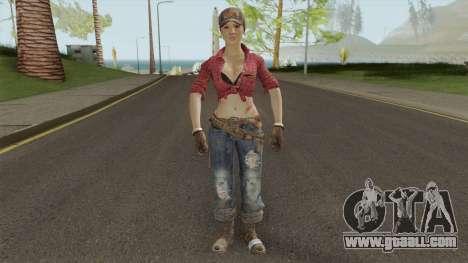 Abigail Misty Briarton for GTA San Andreas