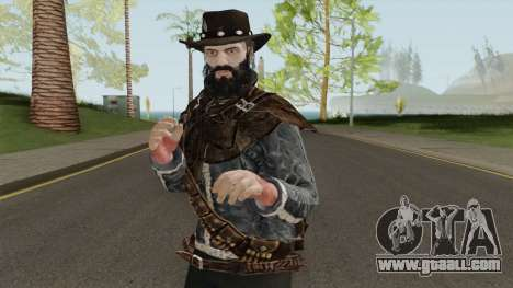 Red Dead Redemption 2 Skin for GTA San Andreas