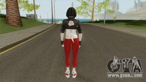 Kokoro Momiji (Sport Leggings) From DOA5LR for GTA San Andreas