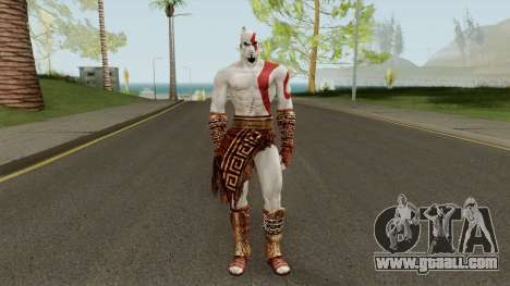 Kratos God Of War 2 for GTA San Andreas