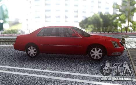 Cadillac DTS 2008 for GTA San Andreas