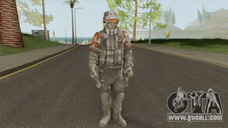 Explosive The Zulu Squad (Spec Ops: The Line) for GTA San Andreas