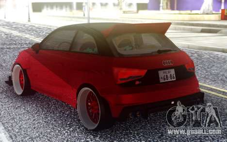 Audi S1 Sportback for GTA San Andreas