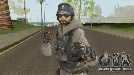 ISA LMG (Call of Duty: Black Ops 2) for GTA San Andreas