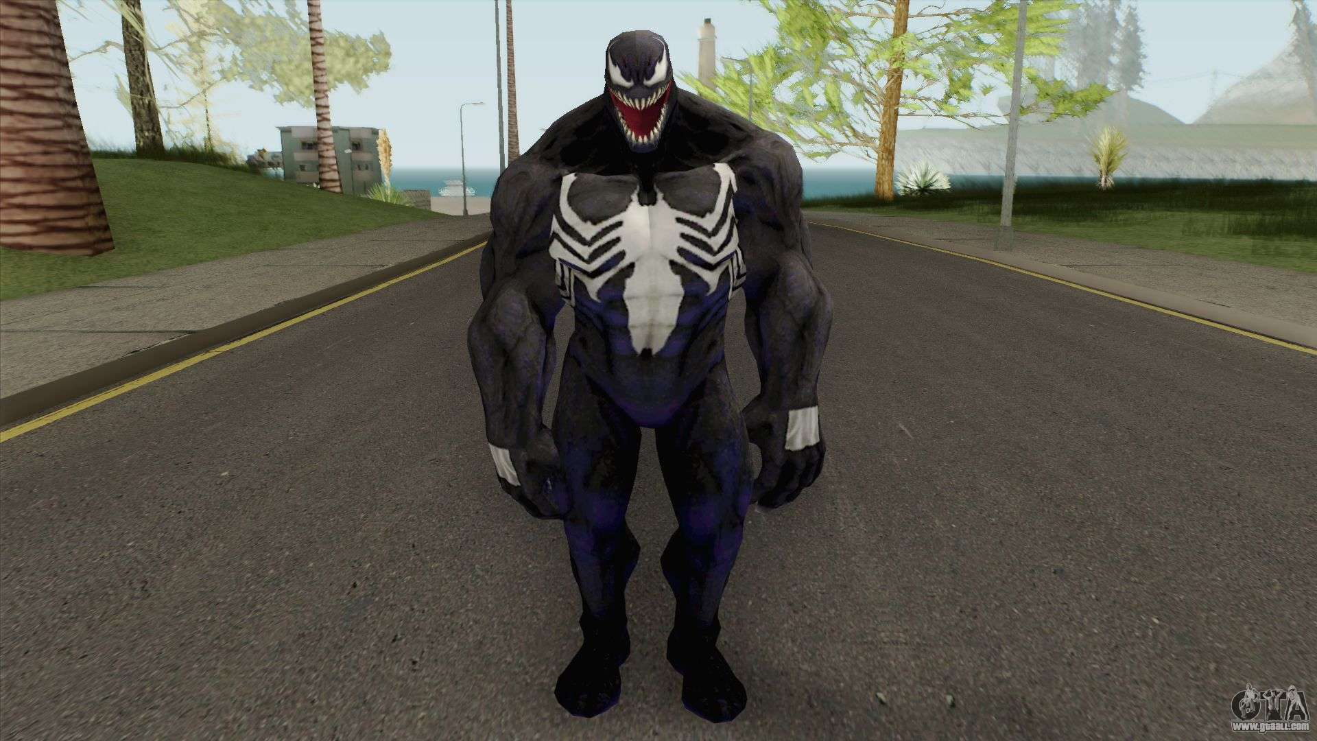 Venom From Marvel Strike Force for GTA San Andreas