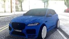 Jaguar F-Pace Hamann for GTA San Andreas