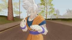Goku Ultra Instinto Dominado for GTA San Andreas