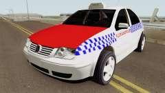 Volkswagen Bora Taxi Florianopolis for GTA San Andreas