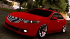 Honda Accord Red for GTA San Andreas