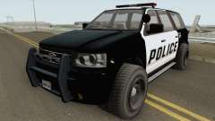 Vapid Prospector Police V2 GTA V for GTA San Andreas
