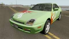 Honda Prelude Mk5 1998 (US-Spec) for GTA San Andreas
