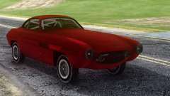 Fiat 8V Supersonic for GTA San Andreas