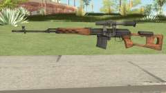 Rekoil SVD Dragunov for GTA San Andreas