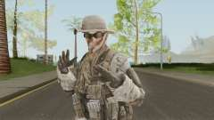 Skin 5 (Spec Ops: The Line - 33rd Infantry) for GTA San Andreas