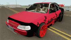 IKCO Peugeot 405 GLX Full-Tuning for GTA San Andreas