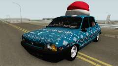 Dacia 1310 CN3 Christmas Edition for GTA San Andreas