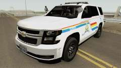 Chevrolet Tahoe SASP RCMP for GTA San Andreas