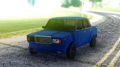 VAZ 2107 Street Drifting for GTA San Andreas