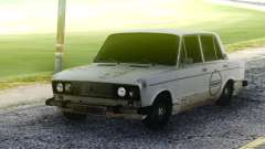 VAZ 2106 Rusty for GTA San Andreas
